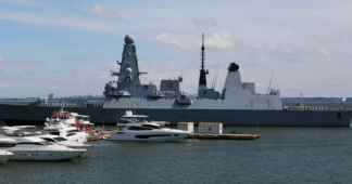 UK PM Johnson Claims HMS Defender Sailed in International Waters
