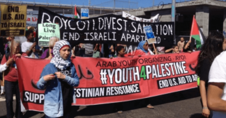 Activists aim to block Israeli ships from US ports in solidarity with Palestinians