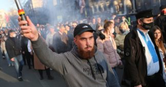 80 years after Nazi invasion of USSR, Ukraine's main opposition party asks Kiev to finally clamp down on neo-Nazi organizations