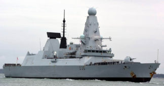 Russia views HMS Defender's actions as violation of UN Sea Law Convention — statement