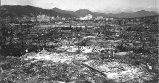 How the public perception of Hiroshima changed world politics