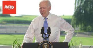 Joe Biden Press Conference Transcript After Meeting with Putin