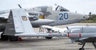 Ukraine Deploys Turkish Drone With Smart Munitions in Black Sea War Games