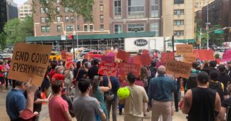 'Merkel's Delay Could Kill Us All': Protesters Demand Germany Stop Obstructing Patent Waiver