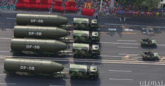 US triggers China's urgency to strengthen nuclear deterrent: Global Times editorial