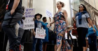 Unlikely Coalition of Veterans Backs Biden on Ending Afghan War