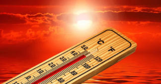 Now the Heat Warning. Political leaders do not hear