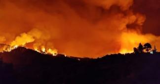 Greece: Fires everywhere!