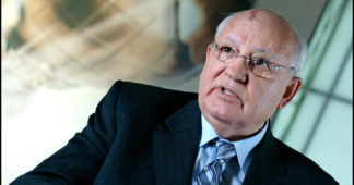 Gorbachev, Leader Who Pulled Soviets From Afghanistan, Says U.S. Campaign Was Doomed From Start
