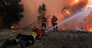 Des politiques criminelles mettent le feu en Grèce, en Turquie et à Chypre