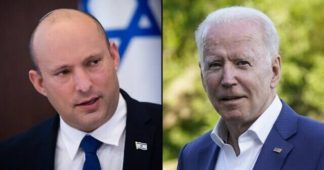 Bennett tells settlers he said no 3 times to Biden, on Iran, consulate, building