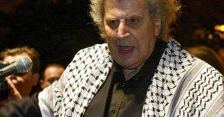 Mikis Theodorakis, Composer of Palestinian National Anthem, Dies at 96