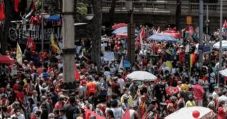 Mass protests in Brazil call for Jair Bolsonaro's impeachment
