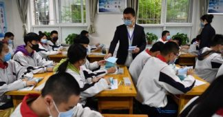 Chinese government to crack down on underground private tutoring market