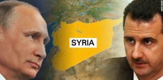 Putin: Friend or Foe in Syria?