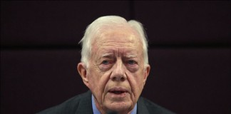 Jimmy Carter Calls Out Israel on Permanent Apartheid