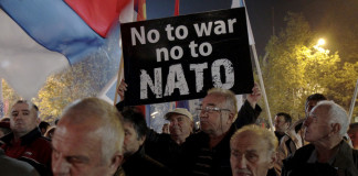 Out of NATO? Thousands call for membership referendum in Montenegro