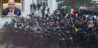 Crisis in Moldova