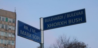 "the American ""liberation"" of Kosovo"