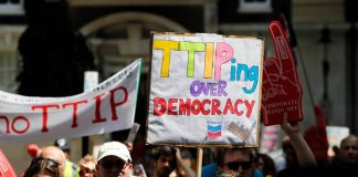 TTIP against national democracy