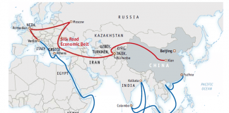 """Тhe project """" One belt, one road """" in the context of the current political situation"""