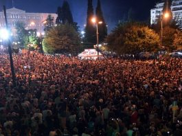 Greece: Thousands of 'NO' protesters as referendum looms