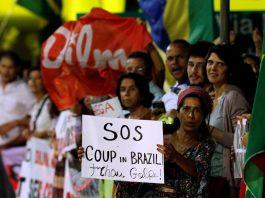 Naomi Klein, Oliver Stone, Noam Chomsky, Others Condemn 'Coup' in Brazil