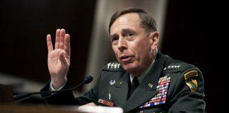 "Trump and Petraeus (US ""ISIS strategist"")"