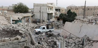 Syrian war threatens to escalate as Turkey accuses Damascus of attacking its troops
