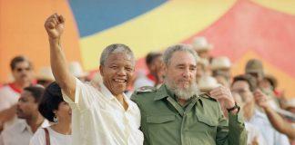 Africa and Black America mourn Castro