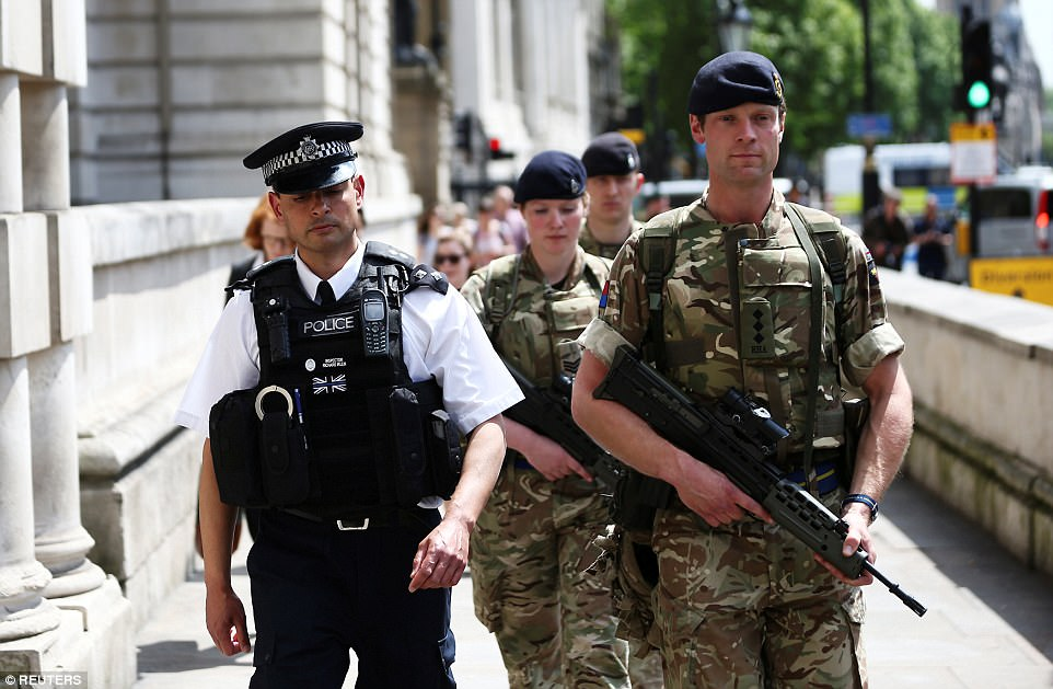 UK security services knew of Manchester suicide bomber's ISIS connections |  Defend Democracy Press