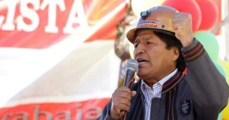 Bolivian President Evo Morales Warns of Plan 'to Invade Venezuela' by US, OAS