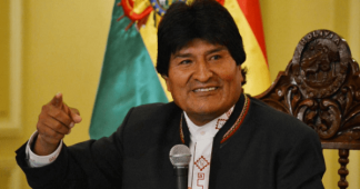 'World is Not Trump's Estate': Bolivia's Evo Morales Condemns US Sanctions on Venezuela