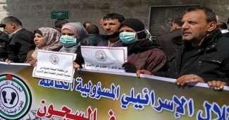 4 Palestinian prisoners may have Coronavirus disease as Israel restricts access to medical care, supplies