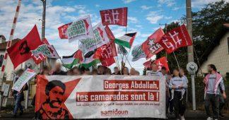 SEMAINE INTERNATIONALE POUR EXIGER LA LIBÉRATION DE GEORGES ABDALLAH, D'AHMAD SA'ADAT ET DE TOUS LES PRISONNIERS REVOLUTIONNAIRES