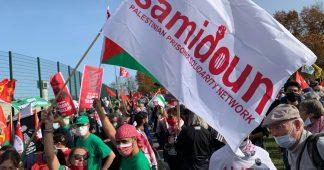 "Samidoun: We will not be silenced by Israel's ""terrorist"" designation"