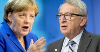 Juncker critique Merkel sur la gestion de la crise de la dette grecque